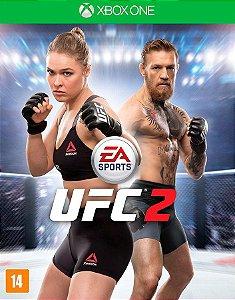 UFC 2 Xbox One - Código de Resgate 25 Dígitos