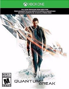 Quantum Break - Xbox One Mídia Digital Código de Resgate 25 Dígitos