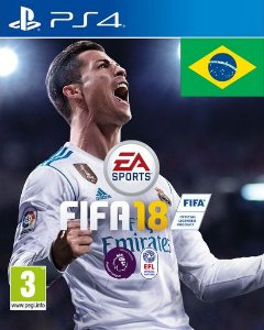 FIFA 18 Standard Edition PS4 PSN Mídia Digital