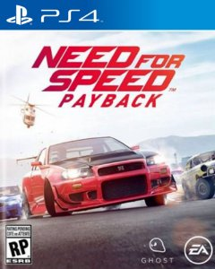Need for Speed™ Payback PS4 PSN Mídia Digital