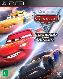 Carros 3: Correndo para Vencer / Driven to Win PS3 PSN Mídia Digital