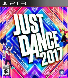 Just Dance 2017 PS3 PSN Mídia Digital