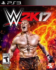 WWE 2K17 PS3 PSN Mídia Digital