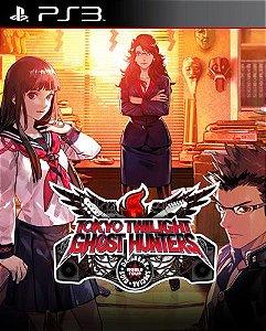 Tokyo Twilight Ghost Hunters Daybreak Special Gigs PS3  PSN Mídia Digital