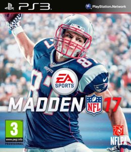 Madden NFL 17 PS3 PSN Mídia Digital