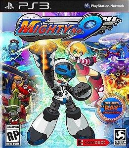 Mighty No. 9 PS3 PSN Mídia Digital
