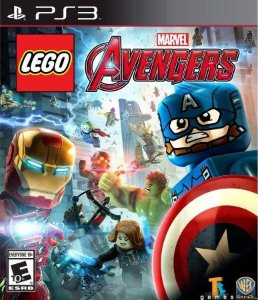 Lego Marvel's Avengers / Vingadores- PS3 PSN Mídia Digital