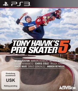 Tony Hawk's Pro Skater 5 PS3  PSN Mídia Digital