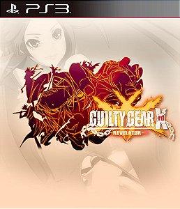 Guilty Gear Xrd -REVELATOR- PS3 PSN Mídia Digital