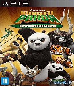 Kung Fu Panda Confronto de Lendas / Showdown of Legendary Legends PS3 PSN Mídia Digital