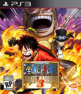 One Piece: Pirate Warriors 3 PS3 PSN Mídia Digital