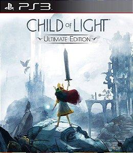 Child of Light Ultimate Edition PS3 PSN Mídia Digital