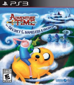 Adventure Time: The Secret of the Nameless Kingdom PS3 PSN Mídia Digital