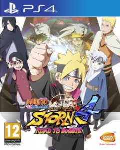 Naruto Shippuden™: Ultimate Ninja® Storm 4 Road To Boruto PS4 PSN Mídia Digital