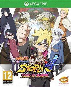 Naruto Shippuden™: Ultimate Ninja® Storm 4 Road To Boruto XBOX ONE Código de Resgate 25 Dígitos