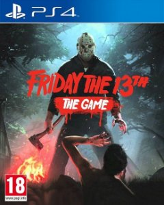 Friday the 13th: The Game PS4 PSN Mídia Digital