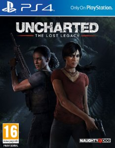 UNCHARTED: The Lost Legacy PS4  PSN Mídia Digital