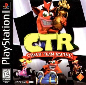 CTR: Crash Team Racing (PSONE CLASSIC) PS3 PSN Mídia DIgital