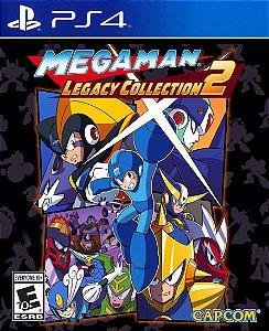 Mega Man Legacy Collection 2 PS4 PSN Mídia Digital