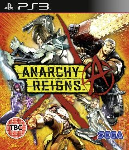 ANARCHY REIGNS PS3 PSN Mídia Digital