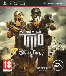 Army of TWO The Devil's Cartel PS3 PSN Mídia Digital