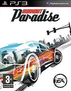 Burnout™ Paradise Ps3 PSN Mídia Digital Promoção