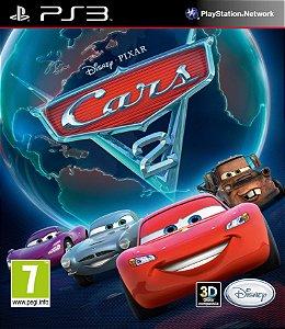 Cars 2: The Video Game PS3 PSN Mídia Digital