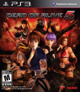 Dead or Alive® 5 PS3 PSN Mídia Digital