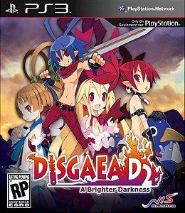 Disgaea D2: A Brighter Darkness PS3 PSN Mídia Digital