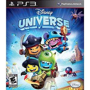 Disney Universe PS3 PSN Mídia Digital