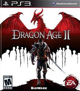 Dragon Age 2 II PS3 PSN Mídia Digital PROMOÇÃO