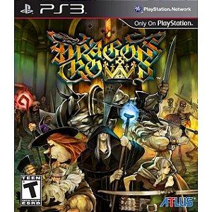Dragon's Crown PS3 PSN Mídia Digital