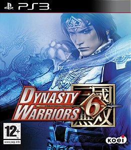 Dynasty Warriors 6 PS3 PSN Mídia Digital