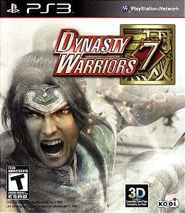 Dynasty Warriors 7 PS3 PSN Mídia Digital