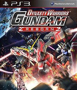 DYNASTY WARRIORS: Gundam Reborn PS3 PSN Mídia Digital