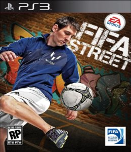 EA SPORTS™ FIFA Street PS3 PSN Mídia Digital