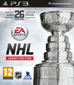 EA SPORTS NHL Legacy Edition PS3 PSN Mídia Digital