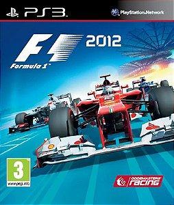 F1 2012 PS3 PSN Mídia Digital