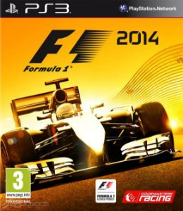 F1 2014 PS3 PSN MÍDIA DIGITAL