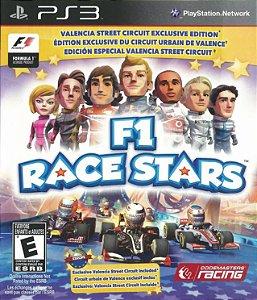F1 RACE STARS PS3 PSN Mídia Digital