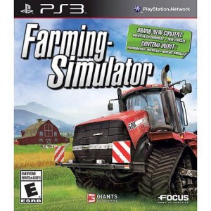 Farming Simulator PS3 PSN Mídia Digital