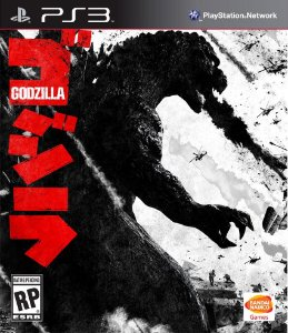GODZILLA PS3 PSN Mídia Digital