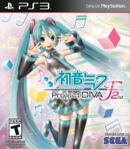 Hatsune Miku: Project DIVA F 2nd PS3 PSN Mídia Digital