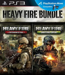 Heavy Fire Collection PS3 PSN Mídia Digital
