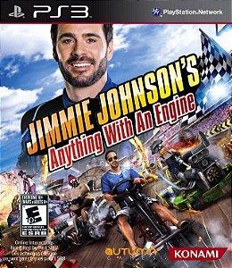 Jimmie Johnson's Anything With An Engine PS3 PSN Mídia Digital