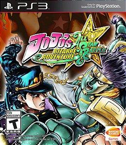 JoJo's Bizarre Adventure: All-Star Battle PS3 PSN Mídia Digital
