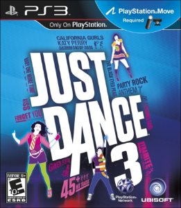 Just Dance 3 PS3 PSN Mídia Digital