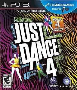 Just Dance® 4 PS3 PSN Mídia Digital