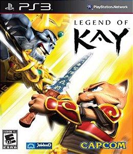 Legend of Kay Anniversary PS3 PSN Mídia Digital