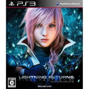 LIGHTNING RETURNS™:FINAL FANTASY® XIII PS3 PSN Mídia Digital
